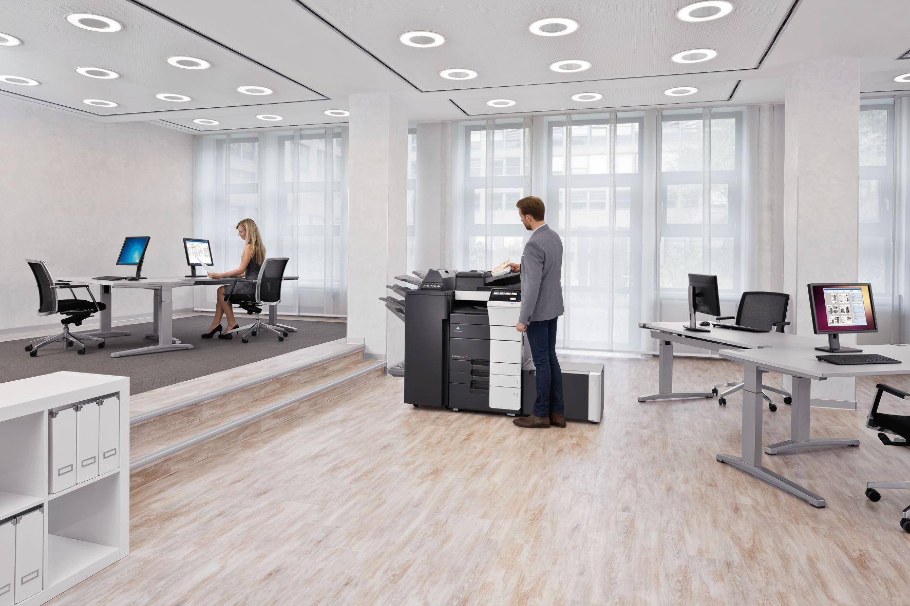 Servis kancelářské techniky