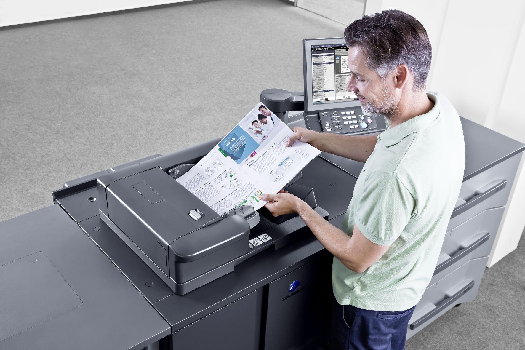 Servis kopírek, tiskáren